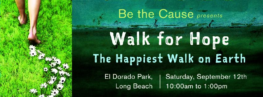 Walk For Hope Graphic